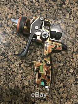 Sata Jet 4000 B HVLP 1.4 Digital Paint Spray Gun Good Working Condition