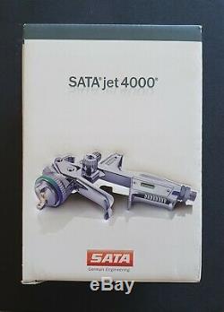 Sata Jet 4000 B HVLP, SataJet, Lackierpistole, Spritzpistole, 1,0mm HVLP