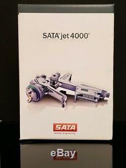 Sata Jet 4000 B HVLP, SataJet, Lackierpistole, Spritzpistole, 1,0mm Profi
