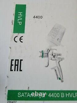 Sata Jet 4400 b hvlp new in box 1.2 SR