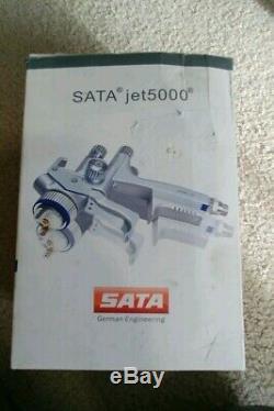 Sata Jet 5000 B HVLP 1.4 Spray Gun