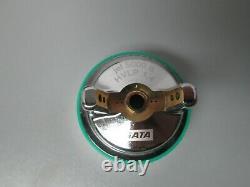 Sata Jet 5000 B HVLP Spray Gun 1.4 Needle Nozzle Air Cap Set Used