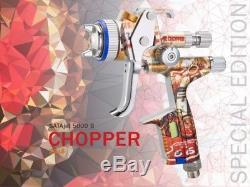 Sata Jet 5000 HVLP Chopper Limited Edition Spray Gun (devilbiss iwata satajet)