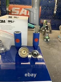 Sata Jet 90/2 HVLP 1,4 In great Condition with extras