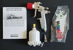 Sata Jet MiniJet 3000 B HVLP, SataJet, Lackierpistole, Spritzpistole, 1,0mm SR
