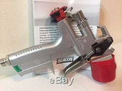 Sata Jet Spray Gun with ADAM dock HVLP 1.4 5000 B