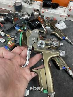 Sata Jet X5500 HVLP 1.3 i Spray Gun