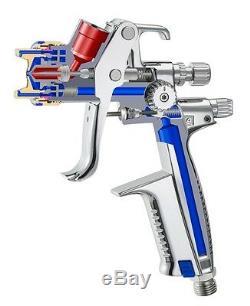 Sata MiniJet 4400 B Spray Gun HVLP 1.0mm Tip SMART Repair Next Day Delivery
