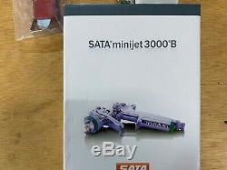 Sata Minijet 3000 b HVLP New 1.2 nozzle tip
