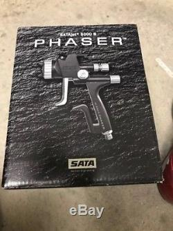 Sata Phaser 5000 HVLP 1.4! Great Deal, Great Gun