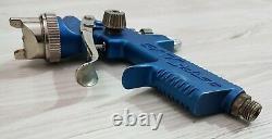 Sata Satajet 90 spraygun 1.3 HVLP with brand new spray gun cup / pot