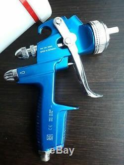 Sata jet 3000B RP Digital 1.3 HVLP set up, Limited Edition Blue