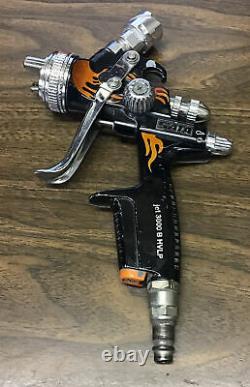 Sata jet 3000 B HVLP Limited Edition Flame Paint Spray Gun
