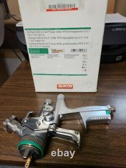 Sata jet 5000 hvlp spray gun 210757 WSB