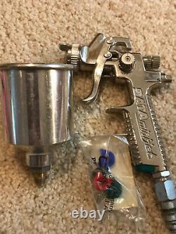 Sata mini jet spray gun