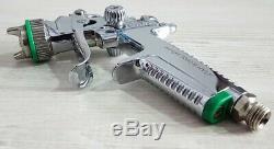 Sata mini spray gun satajet 3000 b 1.0 HVLP minijet Spraygun with 0.3l RPS cups