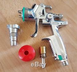 Sata minijet 4400 B 1.4 HVLP sata mini jet spray gun with pps adapter