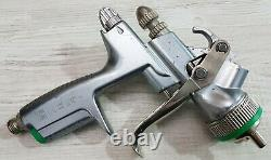 Sata satajet 100 b F HVLP 1.4 HVLP spray gun with brand new spraygun cup / pot