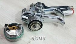 Sata satajet 3000 b digital spray gun 1.3 HVLP with brand new spraygun cup / pot