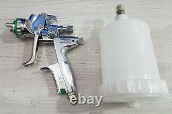 Sata satajet 4000 b 1.3 HVLP spray gun with brand new spraygun cup / pot