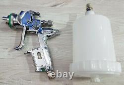 Sata satajet 4000 b digital spray gun 1.3 HVLP with brand new spraygun cup / pot