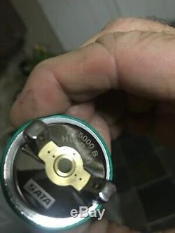 Sata spray gun 5000 hvlp