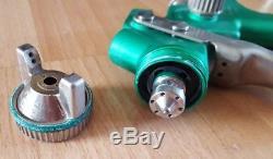 Sata spray gun KLC HVLP 1.7 primer satajet spraygun