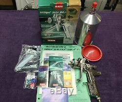 Satajet 2000 Hvlp Digital 2 Spray Gun 1.4mm N- 1.0 L Alu Cup SATA 093476 Germany