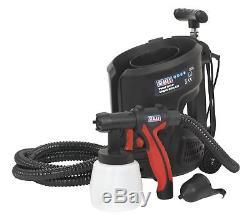 Sealey HVLP3000 HVLP Spray Gun Kit 700W