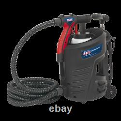 Sealey HVLP Spray Gun Kit 700W / 230V Paint Lacquer Stains Preservatives BDS21