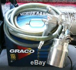 Series 700 TURBINE GRACO-CROIX HVLP Sprayer with spray gun