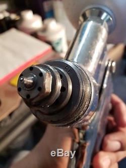 Sharpe Titanium T1 HVLP and Compliant spray gun 4212
