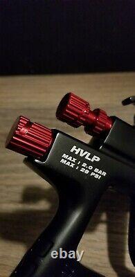 Spectrum BLACK WIDOW Professional HVLP Spray Gun BW-HVLP-1.7 (56152) New No Box