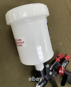Spectrum Black Widow (56152) Professional HVLP Paint Spray Gun (No Tip)