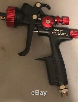 Spectrum Black Widow BW-HVLP-1.7 Professional HVLP Spray Gun 2.0 Bar 28 PSI New