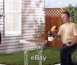 Spray Control Paint Sprayer Airless Electric Spray Gun Wagner Variable Flow HVLP