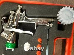 Spray Gun Hvlp 1.7mm New Demo For Use In Body Shops, Industry And Woodwork New