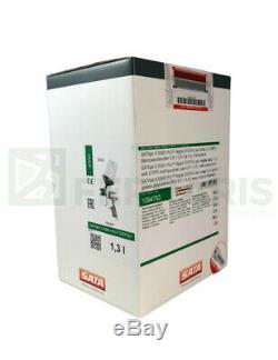 Spray gun SATA JET X 5500 DIGITAL 1.3 mm I HVLP airbrush limited edition Hippie