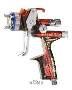 Spray gun SATA Jet 5000 hvlp Morgan Motor cars limitierte Edition 1.3 mm
