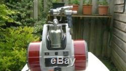 Titan Capspray 115 Professional Electric hvlp Turbine Paint Sprayer with Spray Gun