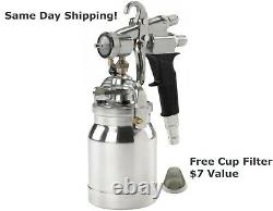 Titan Capspray Maxum II HVLP Turbine Paint Spray Gun 0524041 Free Cup Filter