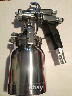 Titan Capspray Maxum II HVLP Turbine Paint Spray Gun With #3 Pro Set PN#0524041