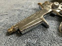 USED Sata Minijet 3000 B HVLP Spray Gun 1.0 Tip and 1.0 SR Cap