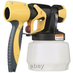 Wagner HVLP Paint Ready Sprayer Station Electric Spray Gun House Wall Room New