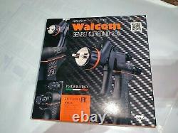 Walcom Carbonio HVLP Base 1.3 tip with digital gauge, regulator, repair kit, etc