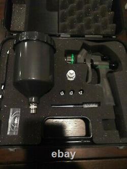 Walcom Genesi Carbonio 360 HVLP 1.3 Spray Gun