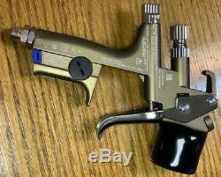 2 SATA SATA X5500 Hvlp Digital Pistolet, SATA X5500 Rp Canon Numérique, 6 Conseils, Case