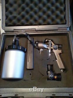 Accuspray 19 Série Hvlp Pistolet Pièces Neuves 1.1 Conseil. # 9 & 10 Cap Case