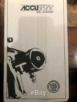 Accuspray Pistolet 36 Propack 3m (accuspray) Hvlp Turbine Gun Pistolet Pulvérisateur De Peinture