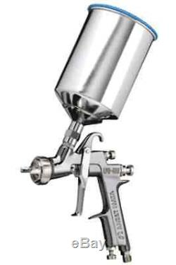 Anest Iwata Lph400lv Pistolet Pulvérisateur Hvlp Alimentation Par Gravité 1.4 Pointe Avec Tasse 5552